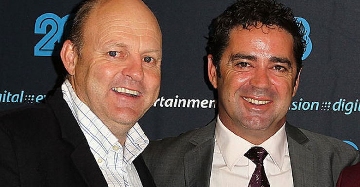 Billy Brownless, Garry Lyon