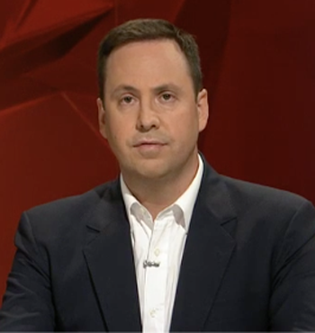 Incoming Minister for Trade and Investment Steve Ciobo.