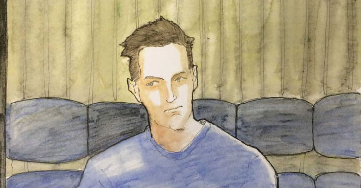 Cy Walsh pleaded not guilty to murder due to mental incompetence.