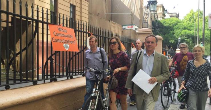 cyclist advocates