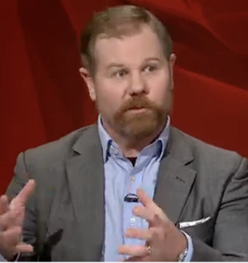 Military Strategist and author David Kilcullen.