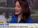 Kristin Davis did not enjoy her time on 'Sunrise'.