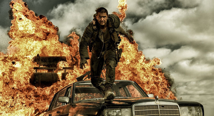 For its fifth and sixth awards for the night, Mad Max took out both Sound Mixing and Sound Editing.