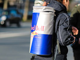 Energy drinks contain a 'toxic combination' of caffeine and herbal extracts. Photo: Getty