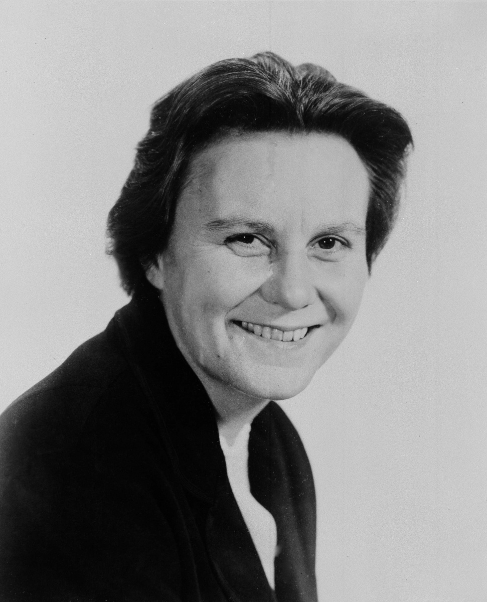 Harper Lee in 1963. Photo: Getty