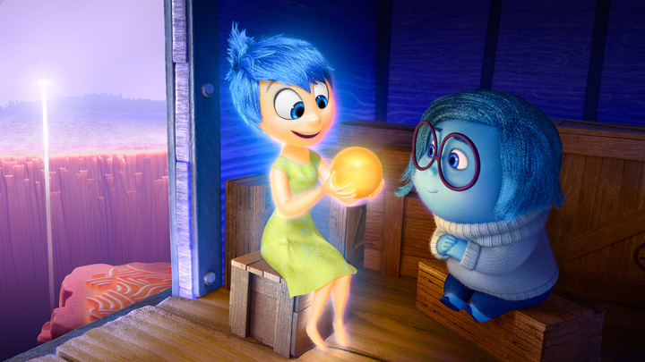 Pixar's latest, Inside Out, was a safe bet for best animated feature.