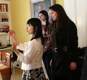 Kondo is said to have a long waiting list of eager clients. Photo: Getty
