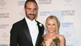 kylie minogue engaged