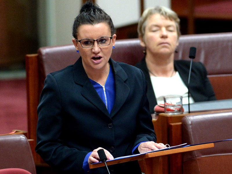 Ms Lambie is calling on the PM to investigate.