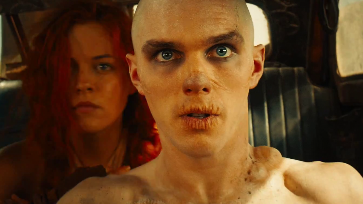 Hair and makeup made it a hat trick for George Miller's Mad Max reboot.