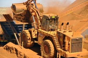 Miners are dumping the mines.Photo: AAP