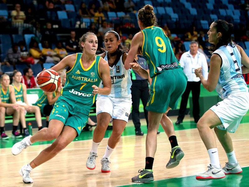 Controversy flared in the past over travel arrangements for the Opals.