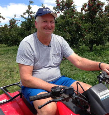 Farmer Jeff McMahon says he will lose critical staff if the 'backpacker tax' in implemented on July.