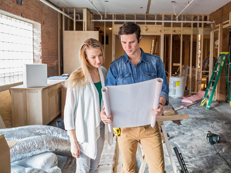 homebuilder covid