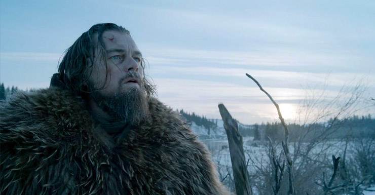 Still from The Revenant