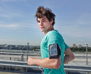 Run while you're young –and injury-free. Photo: Getty