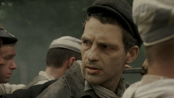 Son of Saul tells the story of a Hungarian prisoner who tries to find a Rabbi to bury his son.