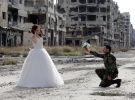 homs wedding