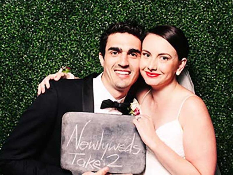 Brennan wedding
