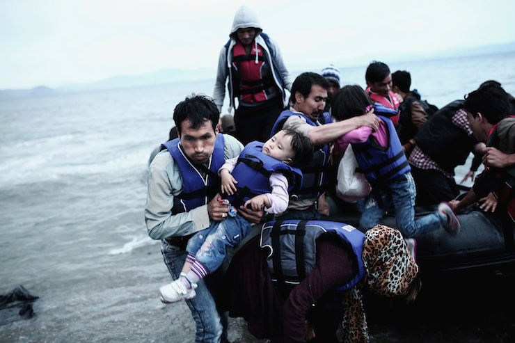 asylum seekers Australia Europe