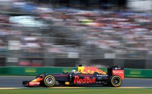 Daniel Ricciardo finished fourth. Photo: AAP