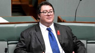 George Christensen Trump