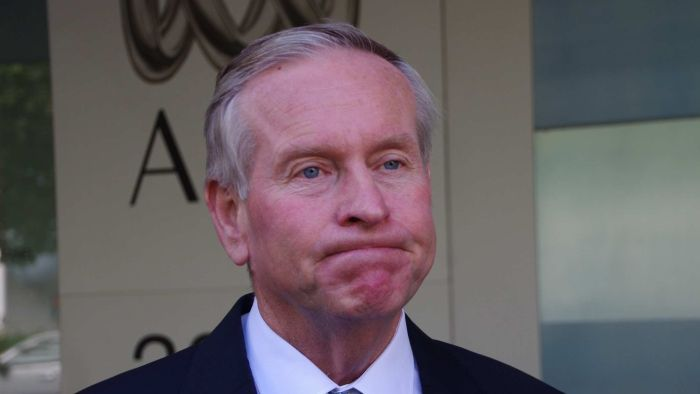Colin Barnett said the failed leadership coup had highlighted major disunity within WA Labor.