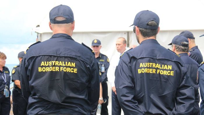 As part of a battle over pay and conditions, immigration and border protection staff will strike tomorrow.