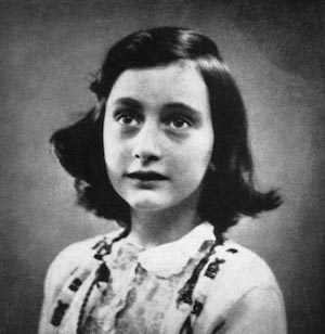 Anne Frank wrote arguably the most enduring piece of literature of all time.