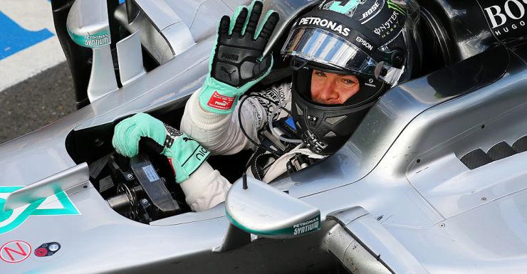 Rosberg retires