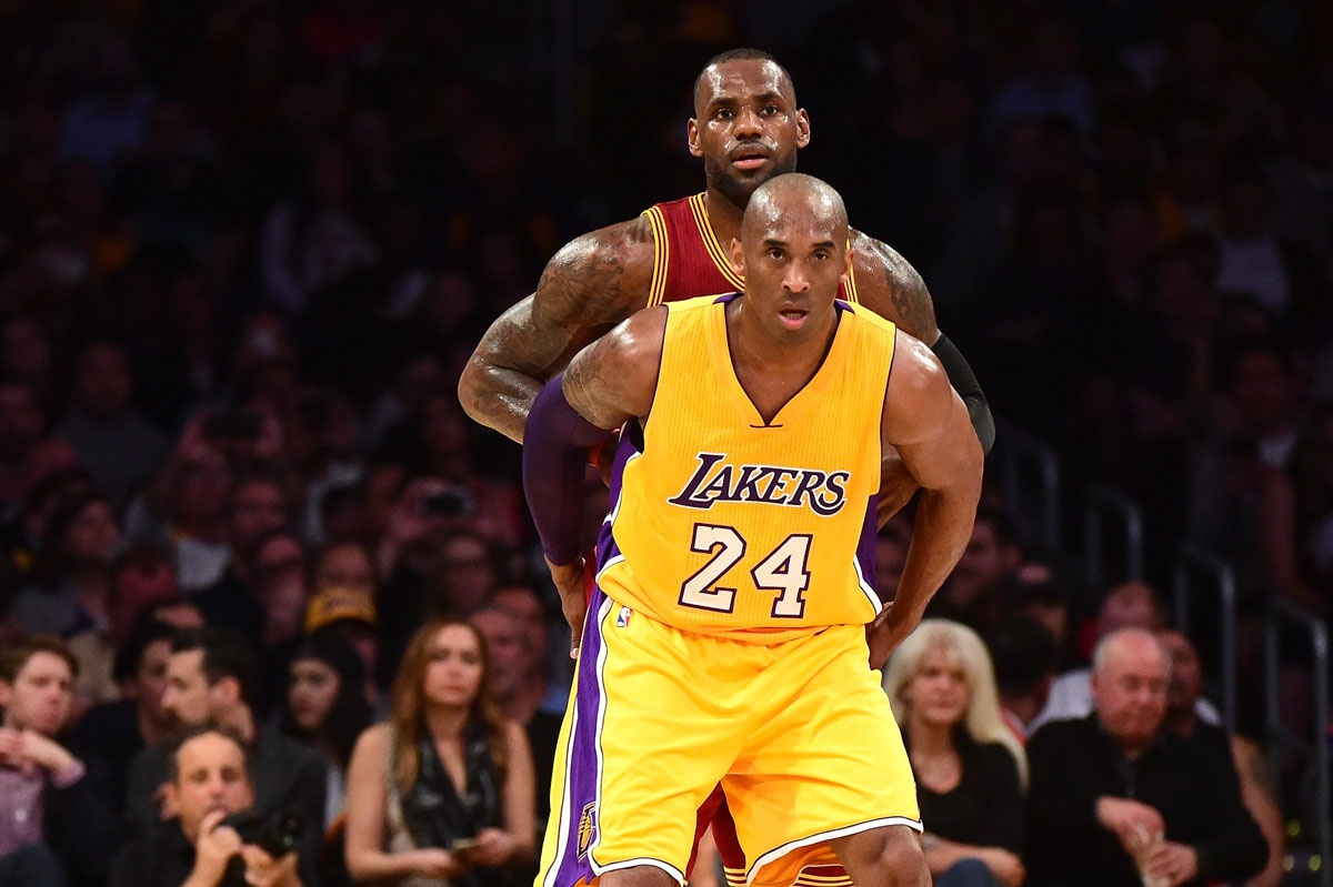 Kobe, LeBron turn it on in final NBA duel | The New Daily