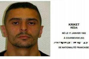 Kriket Reda terror suspect