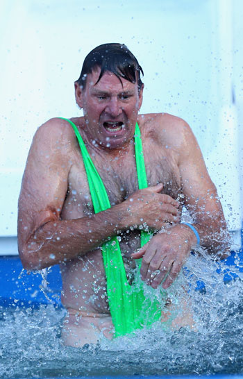 Sam Newman has a long and controversial history. Photo: Getty