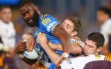 Semi Radradra did not appear in court on MOnday. Photo: AAP
