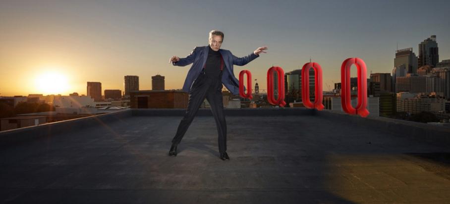 Christopher Walken Qantas