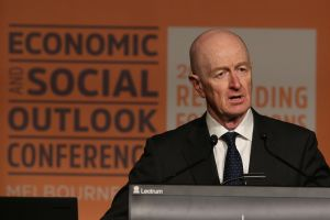 RBA governor Glenn Stevens: rate cuts may be ineffective. Photo: AAP