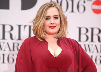 Adele is expected to become a stay-at-home mum to her son, Angelo. Photo: Getty