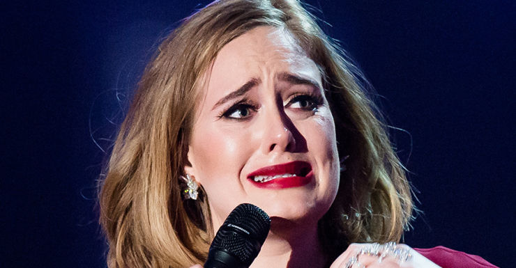 The Photo Of Adele Causing Mass Confusion The New Daily