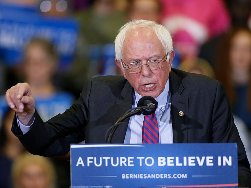 Bernie Sanders vows to depose Donald Trump with second US presidential campaign