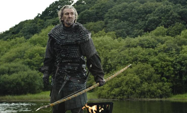 Brynden Tully, Catelyn Stark's uncle. Photo: HBO