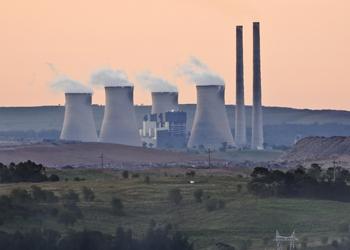 coal refinery