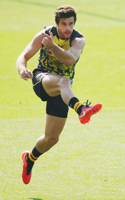 Can Cotchin return to his 2012 form? Photo: Getty