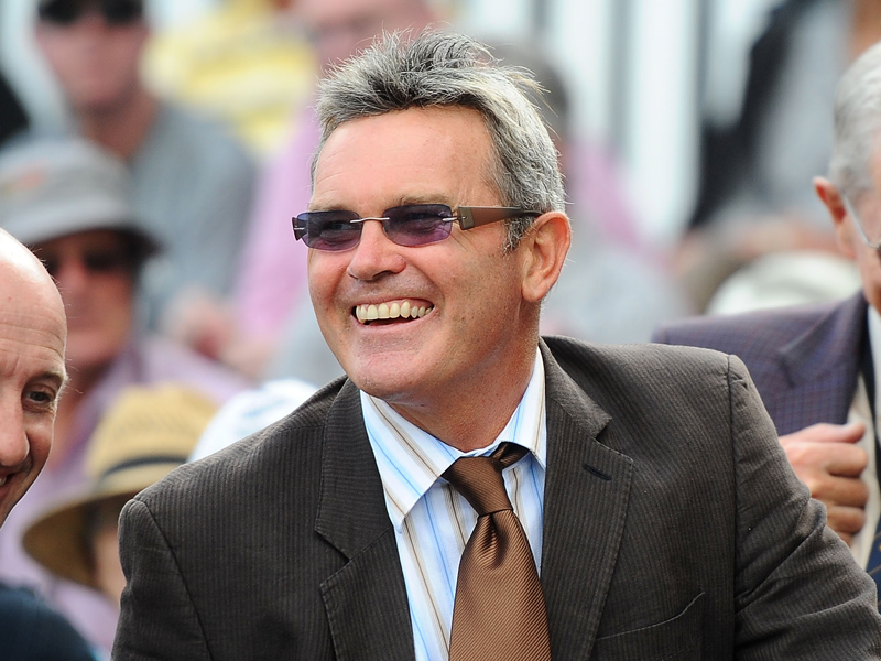 Martin Crowe made 17 Test centuries for New Zealand.