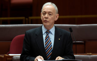Family First Senator Bob Day claims he spoke to the PM.