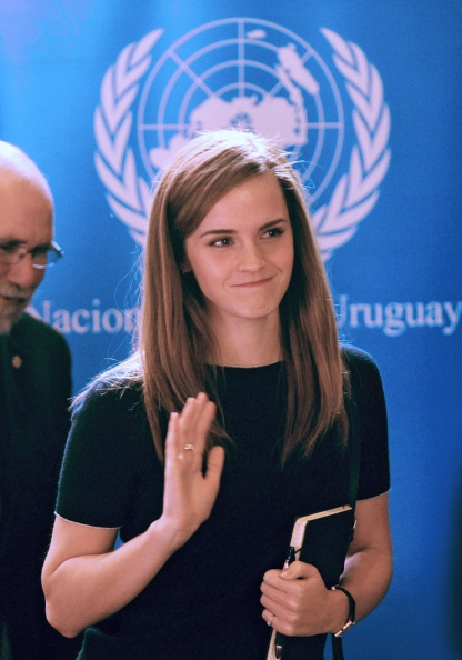 Even Emma Watson feels like a fake. Photo: Getty