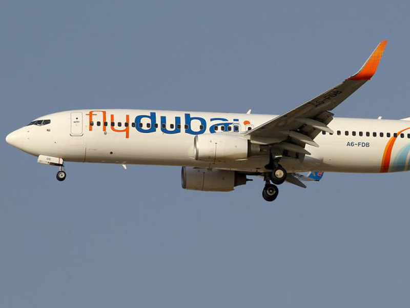 FlyDubai crash