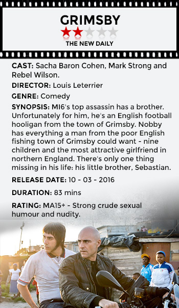 grimsby review