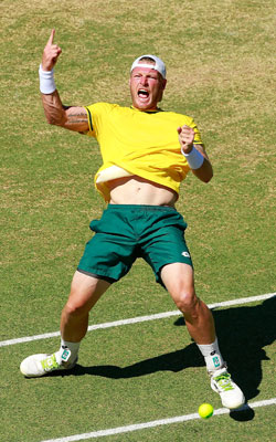 Groth would normally be the replacement for Kyrgios. Photo: Getty