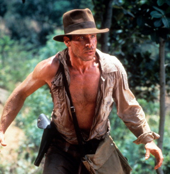 Harrison Ford Temple of Doom