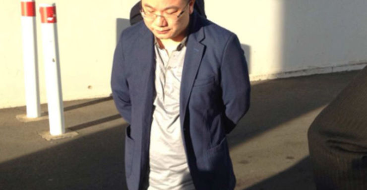 Xiao pleaded guilty to more than 100 illegal trades at Hanling Mining.